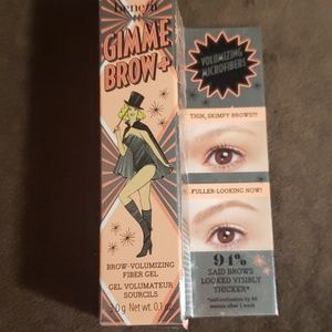 Gimme brow NIB brow gel by Benefit #3